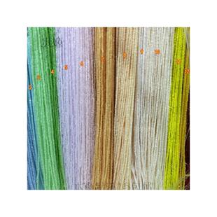 粉/米淺藍綠色人造水晶圓珠子 2mm切面 隔珠散珠diy飾品編織材