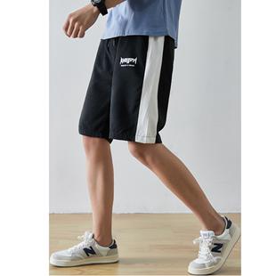 2020年夏季潮牌运动短裤男士工装五分中裤子男生休闲韩版潮流宽松