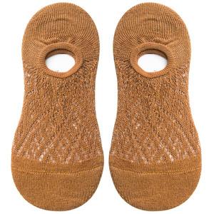 隐形夏季船袜