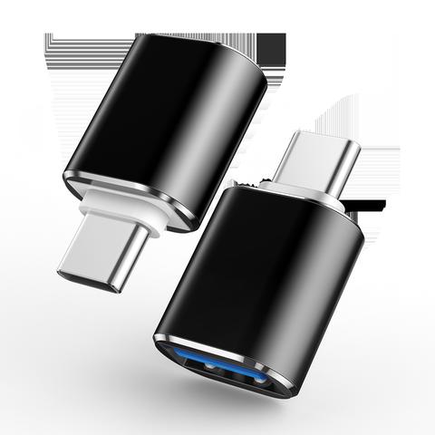 适用2020款奔驰GLS450 4MHTIC车载充电转换器GLE350转接头GLE450汽车TYPE-C转USB口GLB200连接U盘苹果CarPlay
