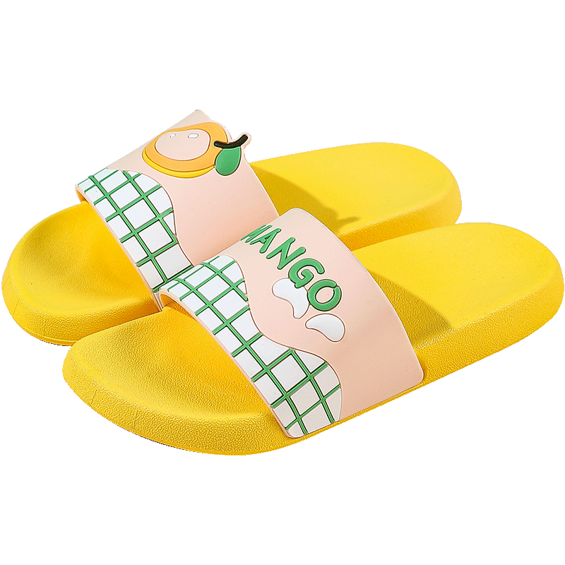 女闺蜜新款时尚韩版卡通防滑拖鞋