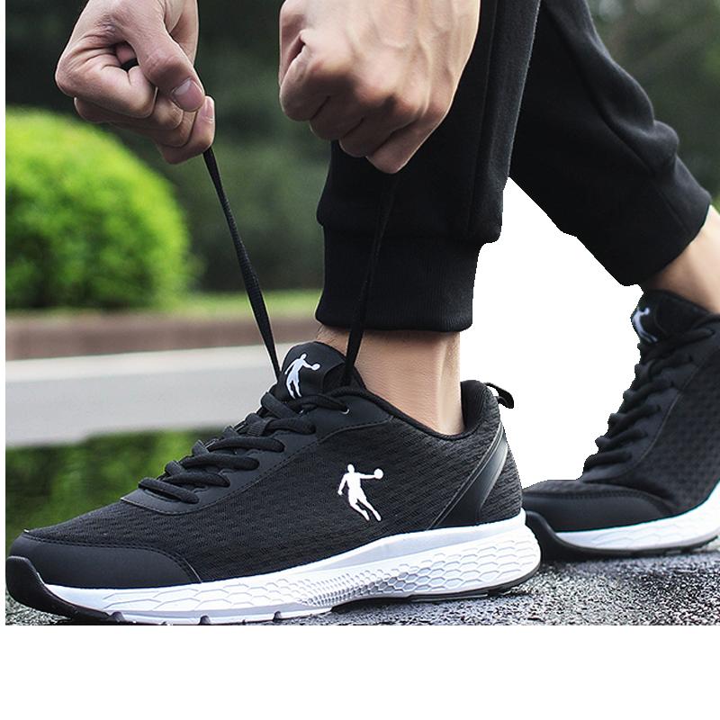 乔丹男鞋运动鞋男2019春夏季新款跑鞋网面休闲旅游鞋子透气跑步鞋