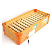 湘宁实木取暖器家用烤火炉省电火桶暖脚器