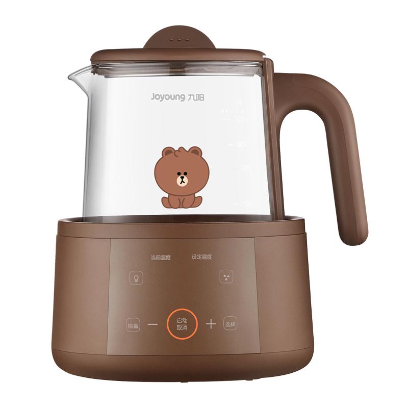 九阳婴儿恒温调奶器热水壶智能母婴温奶暖奶器多功能消毒保温热奶