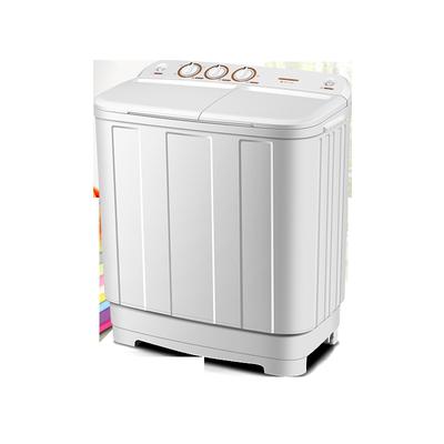 金帅半全自动洗衣机大容量家用租房婴儿迷你双桶双缸波轮小型特价