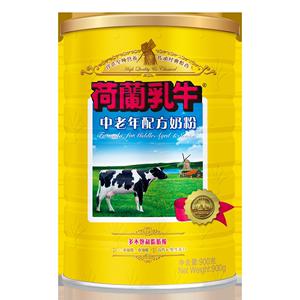 荷兰乳牛成人中老年营养配方奶粉