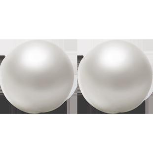珍珠耳饰女纯银新款2020爆款耳环