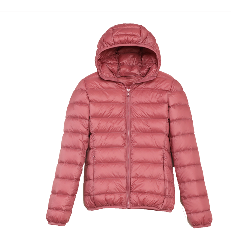 2020年冬季新款轻薄羽绒服