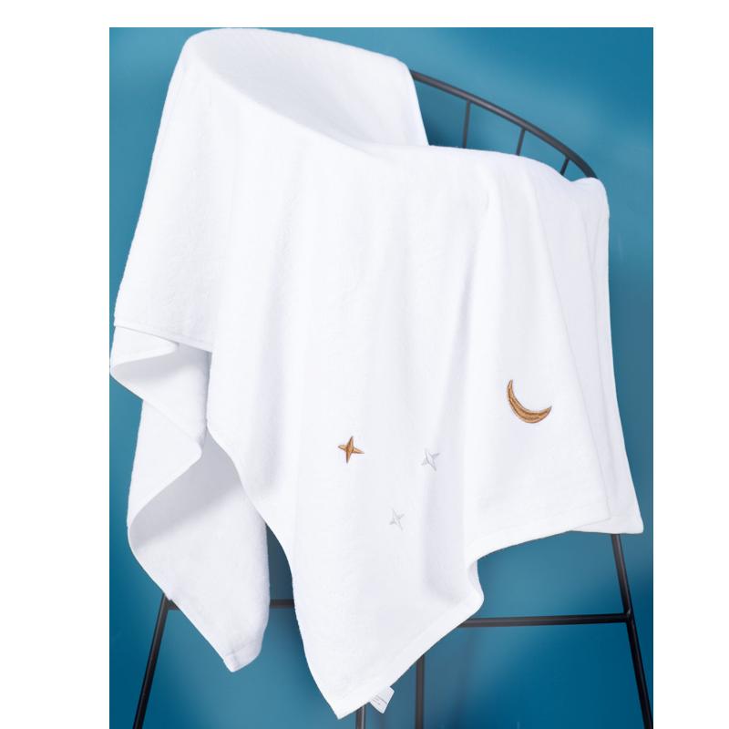 浴巾女可穿纯棉吸水速干家用成人儿童男可裹洗澡不掉毛全棉大毛巾