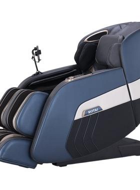 荣泰RT6810S按摩椅家用 全自动声控太空豪华舱全身按摩电动沙发