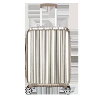 卡拉羊行李箱女拉桿箱男20/24/28吋旅行箱飛機萬向輪密碼鎖防刮