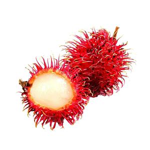 泰国进口毛荔枝新鲜当季热带红毛丹