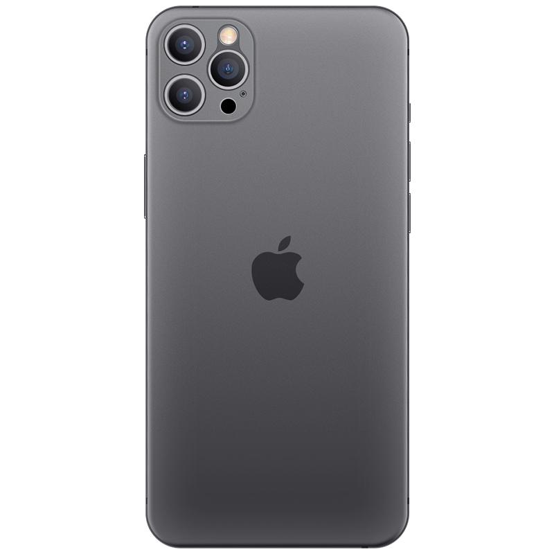 苹果12手机壳超薄磨砂iphone12 pro max防摔套保护硅胶透明mini全包女网红软潮牌外轻男创意个性新款高级散热