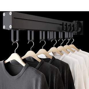 陽台摺疊晾衣架室內室外隱形涼衣架