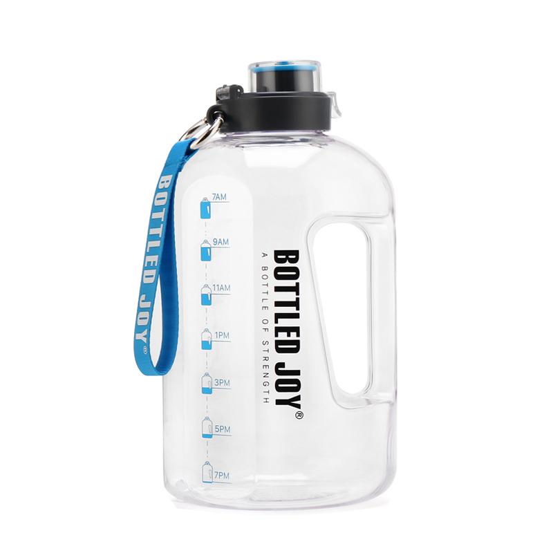 超大容量健身房大水杯运动夏天户外男大号王俊凯同款水壶水桶便携