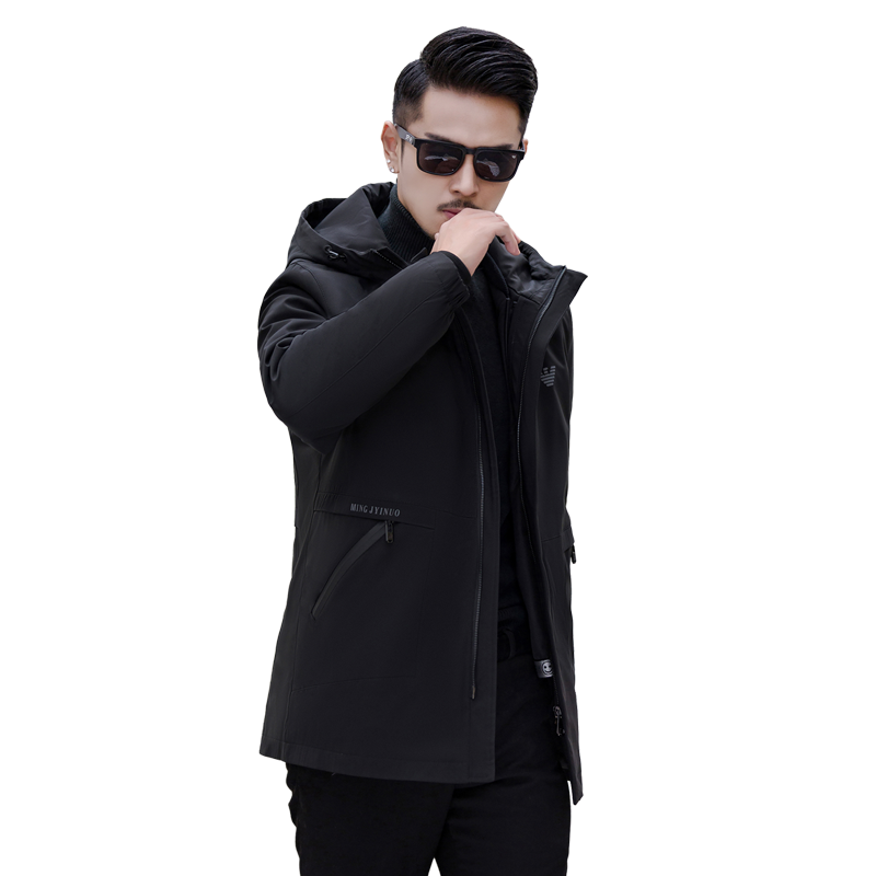 【火之都】2020冬季新款男士派克服