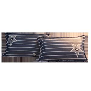 法兰绒单人保暖加厚成人法莱枕头套