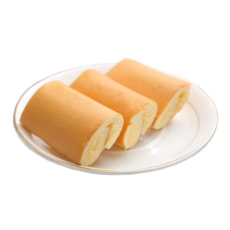 瑞士软心卷蛋糕500g装营养早餐