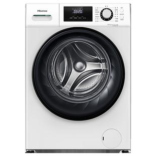 海信10公斤kg甩乾洗脱一體滾筒變頻洗衣機全自動家用HG100DES142F