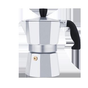 歐洛雷意式摩卡壺家用手衝濃縮滴濾壺電爐煮咖啡壺意大利咖啡器具