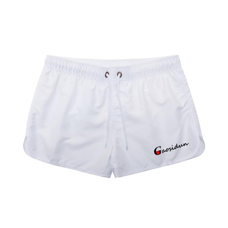 运动短裤男三分裤跑步健身速干短裤