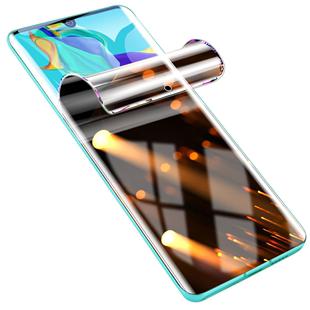 蘋果x鋼化膜iphonex防窺膜xr水凝膜xsmax全屏覆蓋xs防偷窺屏mas防窺手機貼膜iponex全包邊X藍光xmax保護軟膜