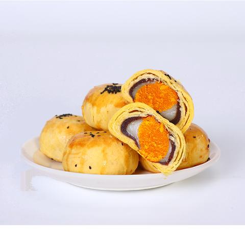 聪师傅蛋黄酥雪媚娘网红手工糕点心美食早餐零食品正宗特产小吃