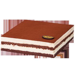 皇冠幸福裏提拉米蘇辦公室下午茶巧克力慕斯生日蛋糕同城配送武漢