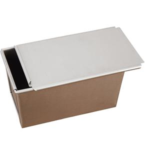 长方形吐司家用不沾土司盒烤箱带盖