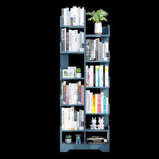 簡易兒童書架落地小型學生置物架簡約家用書櫃經濟型繪本家用收納