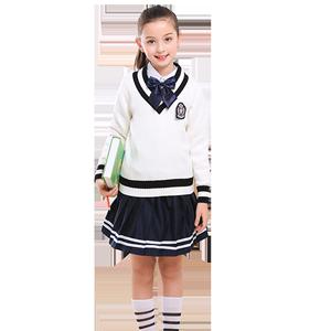 元旦兒童大中小學生校服詩歌合唱服