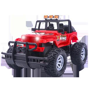 兒童遙控汽車小型越野車充電動無線遙控車賽車玩具車模3-6歲男孩5