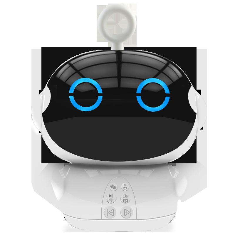 儿童智能机器人高科技对话语音中英翻译家庭学习机陪伴互动玩具早教机