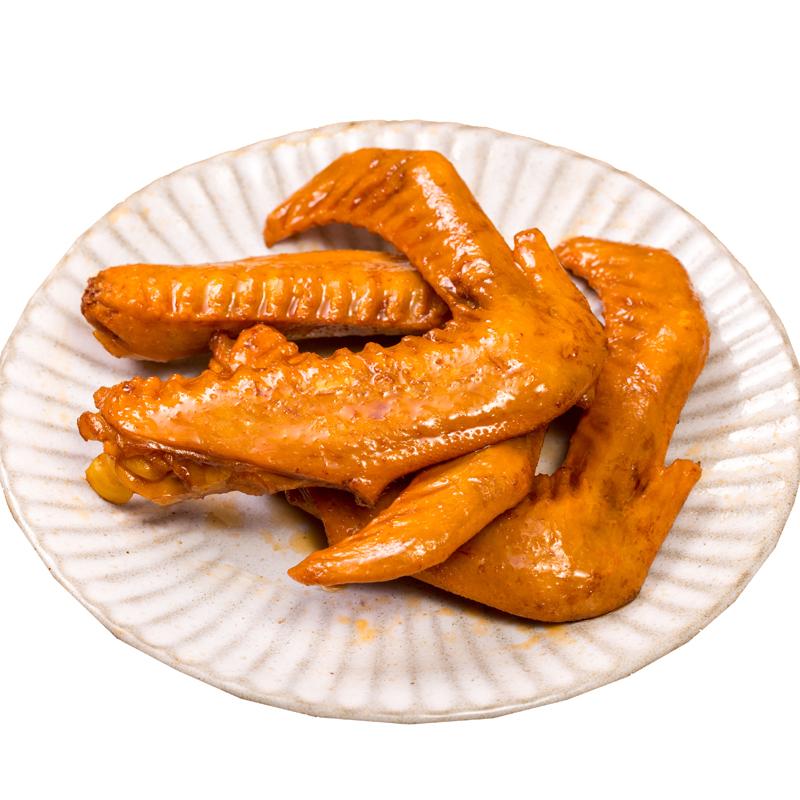 阿可香35g泡香辣味零食不辣鸭翅