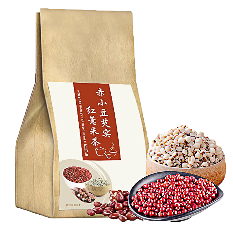 红豆薏米祛濕花茶组合养生茶薏