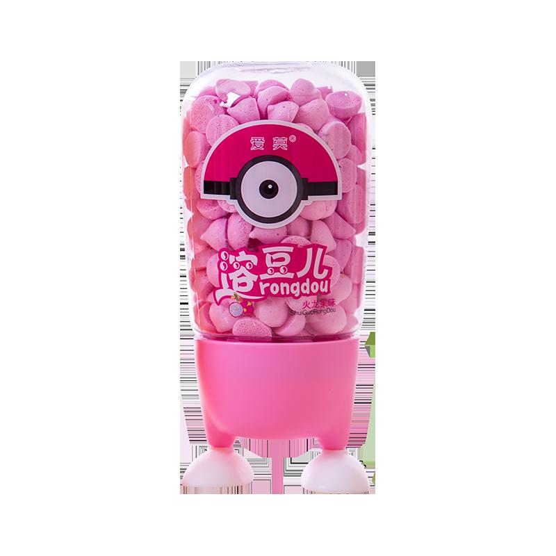 【哄娃神器】爱莫益生菌酸奶溶溶豆