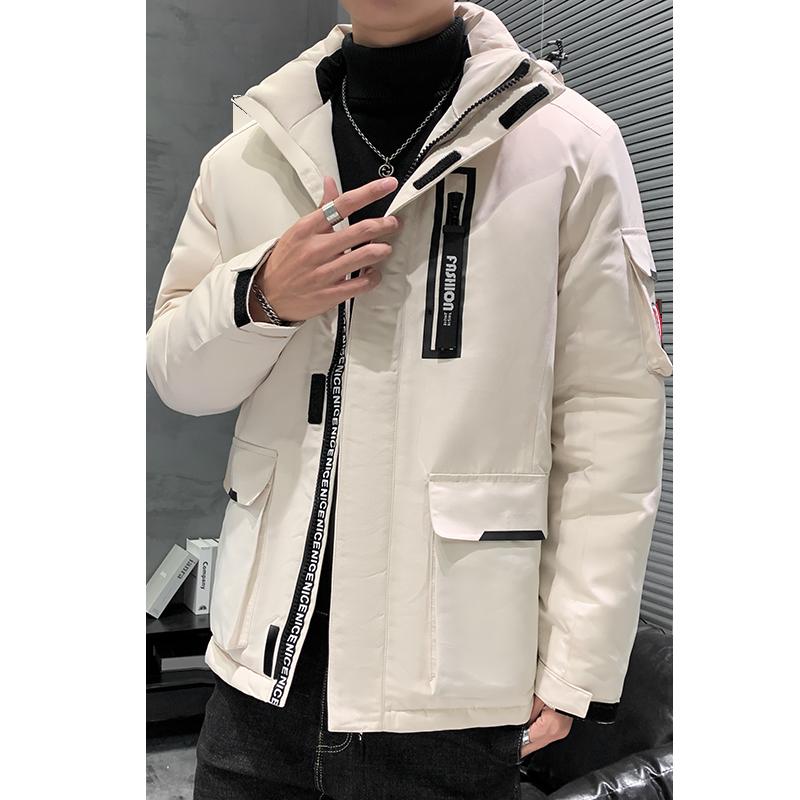 韩版冬装新款运动棉服