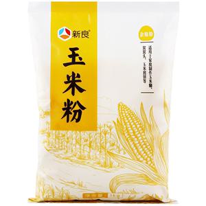新良玉米粉1kg糯玉米玉米面面粉
