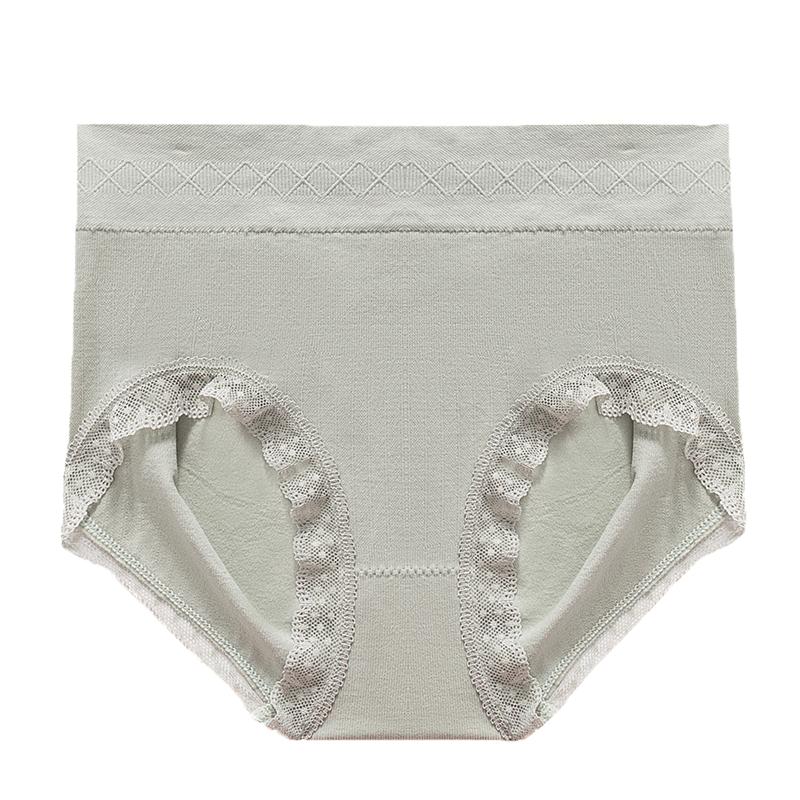 高腰收腹内裤石墨烯纯棉裆束腰短裤