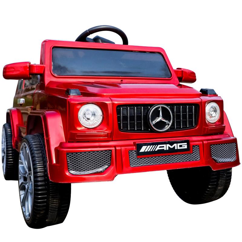 四轮越野遥控玩具车可坐双驱电动车