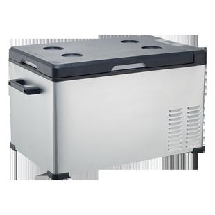 科億德車載冰箱車家兩用壓縮機制冷12v24v大貨車專用冷凍小冰箱櫃