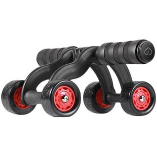 雲麥健腹輪健身器材專業瘦肚子家用自動回彈收腹機練卷腹神器男士