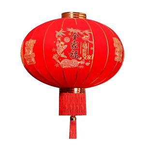 大春节元旦过新年装饰用品红灯笼