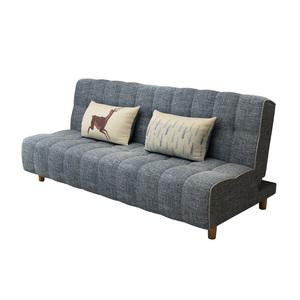 可折叠小户型双人1.9 m布艺沙发床