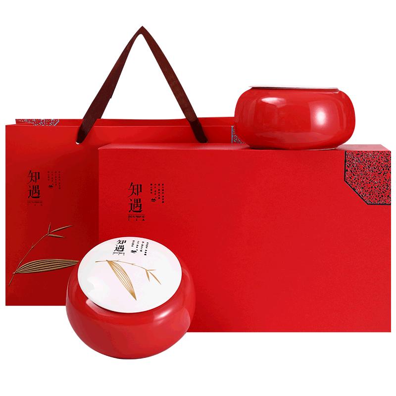 2020新茶杭州龙井茶叶正宗雨前龙井散装绿茶礼盒装250g高档送礼