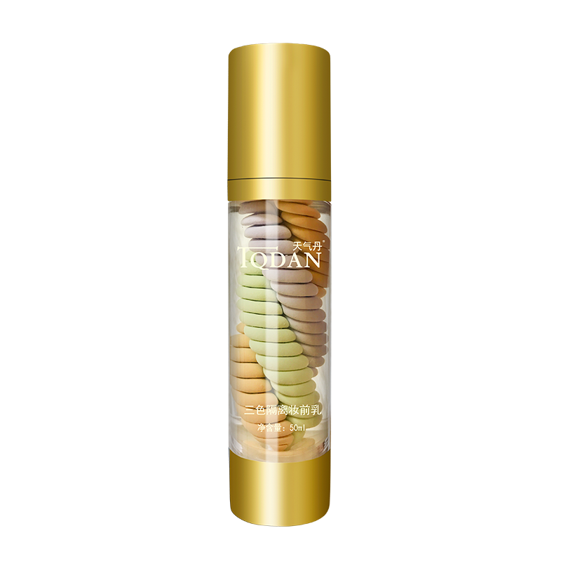 TQDAN/天气丹润泽无瑕隔离霜妆前乳打底补水保湿三合一控油正品