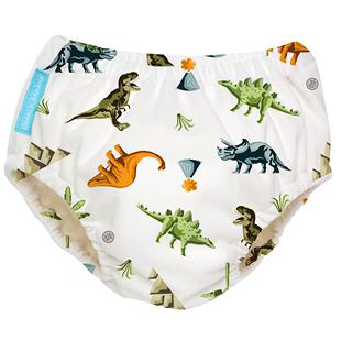 進口天絲嬰兒泳褲可洗反覆使用男女童寶寶親膚柔軟防水防漏母嬰店