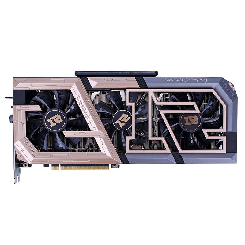 七彩虹iGame RTX2080 RNG定制游戏显卡 8G台式电脑主机箱独立显卡