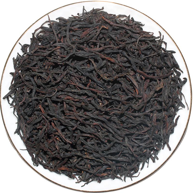 正山小种蜜香罐装武夷高山红茶浓香型散装送礼茶叶禾永贞2020新茶