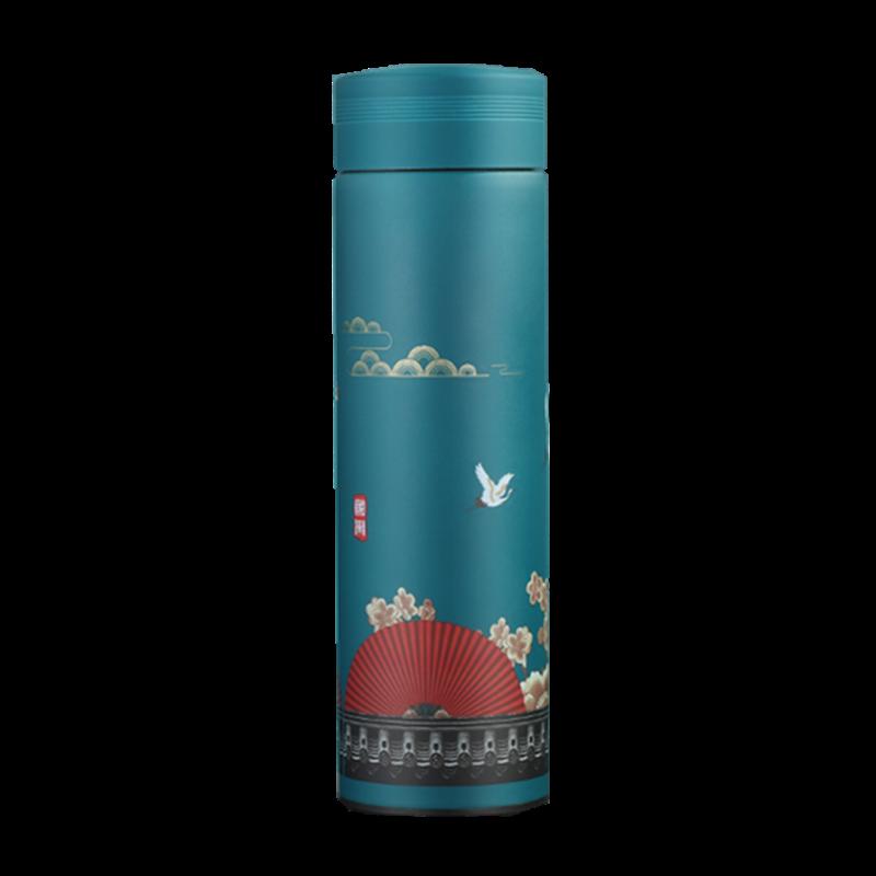 【爆款新品】国潮不锈钢保温杯500ml